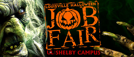 louisville halloween job fair - Halloween Events In Louisville Ky