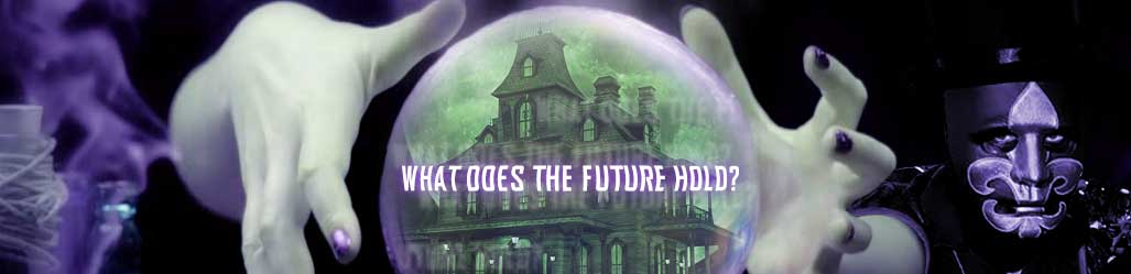 Future of Haunted Houses
