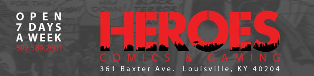 Heroes Gaming Baxter Avenue