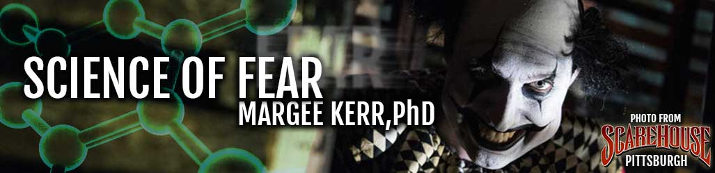 Science of Fear: Margee Kerr