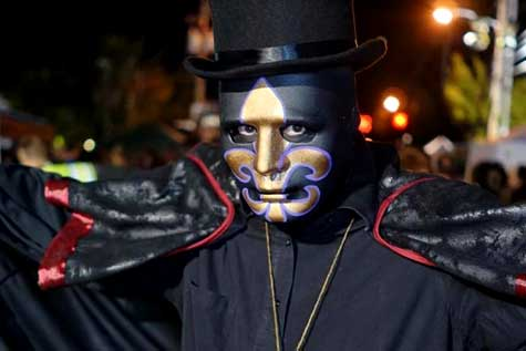 Phantom's Top 10 Halloween Traditions