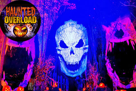 Giant Haunted House Props - Haunted Overload