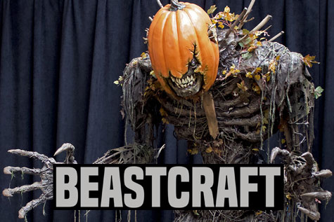 Giant Haunted House Props - Beastcraft