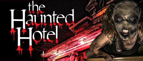 Louisville haunted houses for 13 floor haunted house indiana