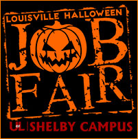 Louisville Halloween Job Fair