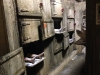 """Crypt set to be used in """"The Experiment."""""""