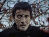 Christopher Lee as the Frankenstein Monster