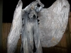 This marble Angel of Death came to life in front of our eyes!