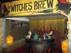 The Witches Brew ride makes use of an old Kings Island ride vehicle!