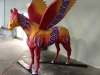 The completed Jeff Gaither/Masterson's 2015 horse