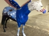 The completed Tom Hirsch/Raymond James Financial 2015 horse
