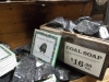 "Lumps of Coal Soap and ""The Lump of Coal"" book"