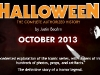 """Halloween: The Complete Authorized History"" Coming 2013"