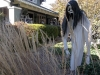 Ghosts in the graveyard AND the front yard!