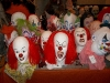 Not a table you want to visit if you have Coulrophobia!