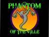 The Phantom of the Ville logo