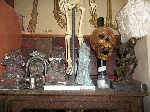 The Louisville Stigmatorium Oddities Amp Strange