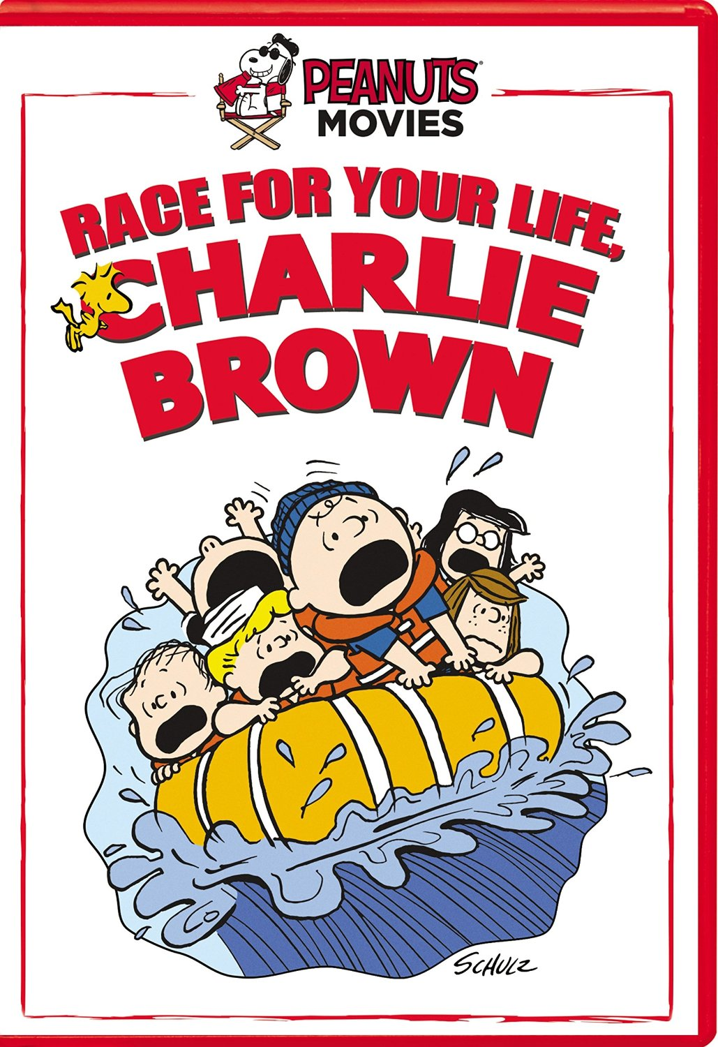 quotrace for your life charlie brownquot finally makes dvd